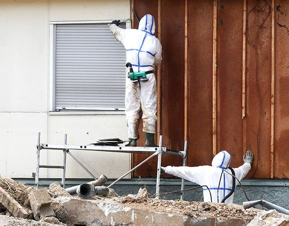 Asbestos Abatement Downtown San Diego